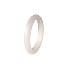 Polaris ring 3mm Light champagne